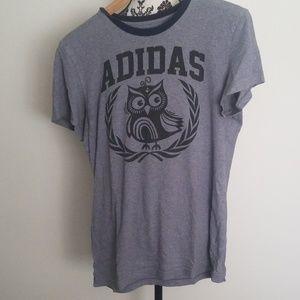 ADIDAS OWL TSHIRT